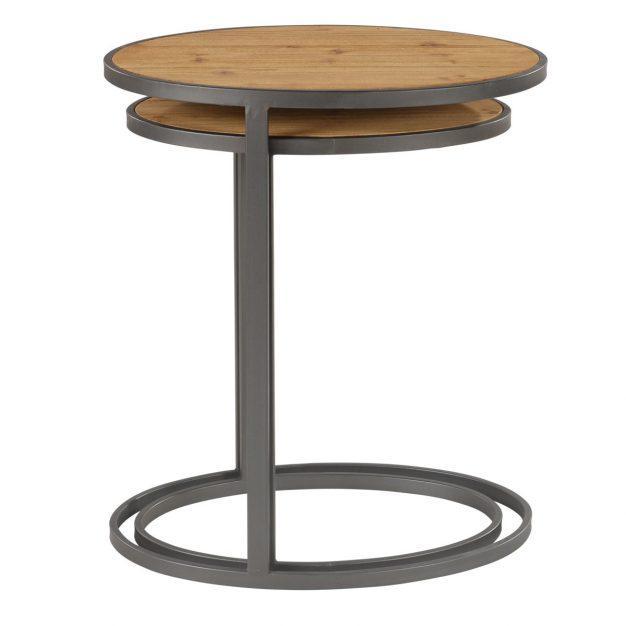 table gigogne sven en bois