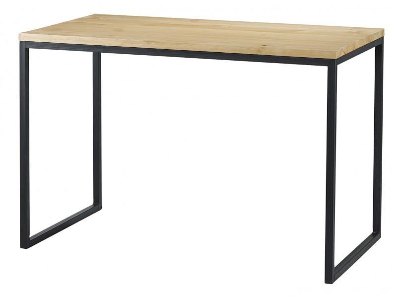 bureau massif 110cm bureau en pin massif 110cm. Black Bedroom Furniture Sets. Home Design Ideas