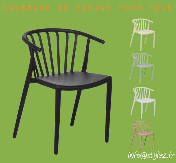 chaise intérieur extérieur wish couleurs