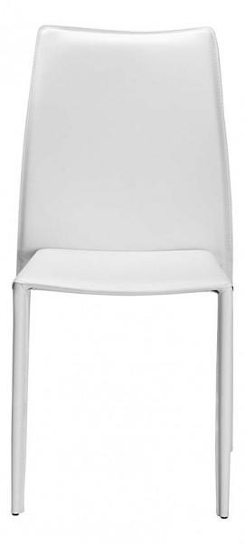 chaise classique blanche