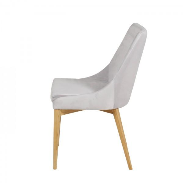 Chaise en velours confort 10