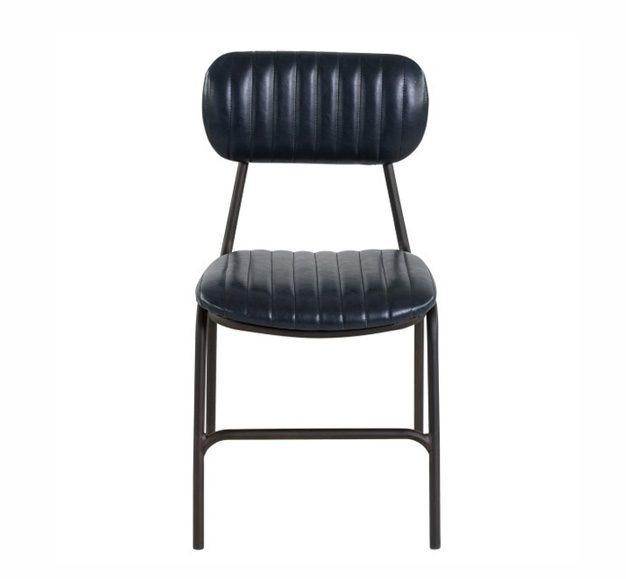Chaise-vintage-rembourrée-en-simili-plusieurs-teintes-11