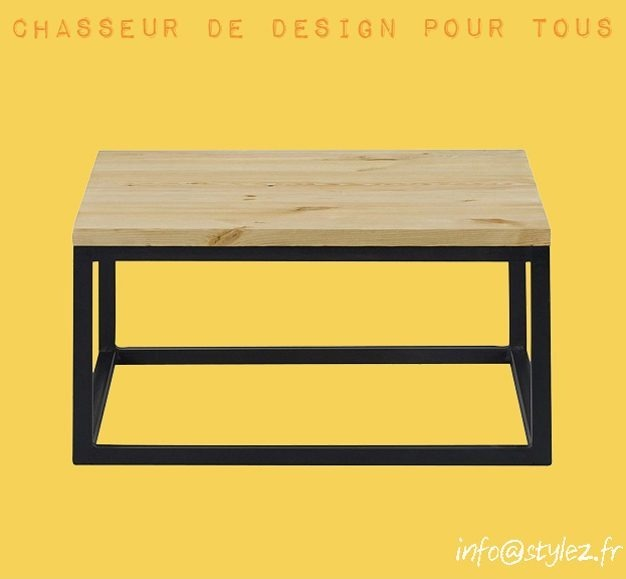 Table Basse 1m2
