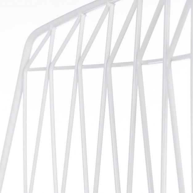 tabouret de bar blanc design