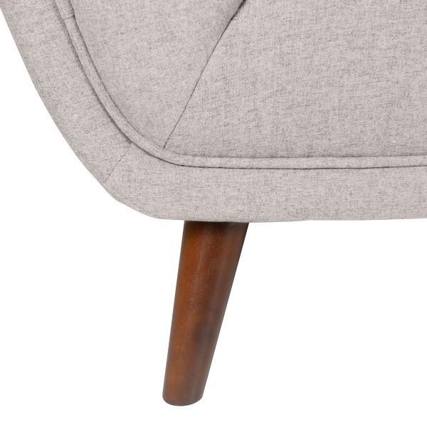 canapé pieds bois matériaux qualité