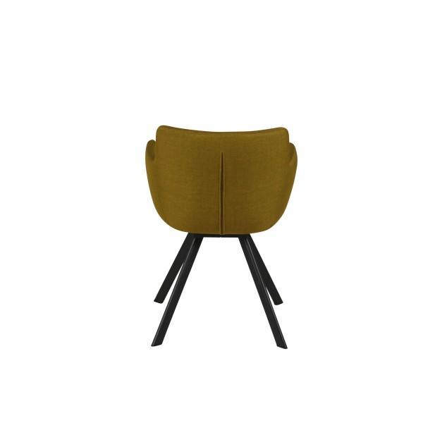 fauteuil carl style sscandinave moderne