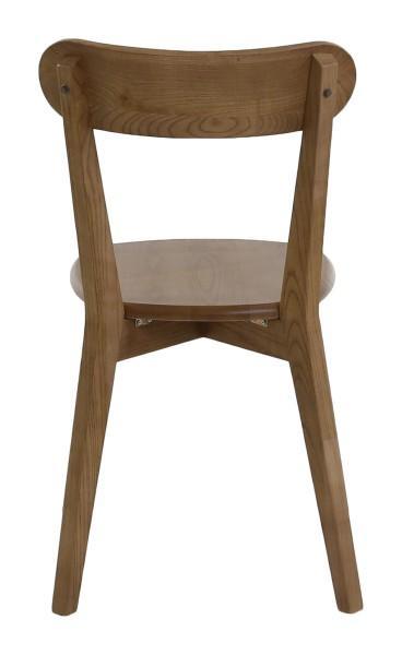 chaise bistrot tendance bois naturel