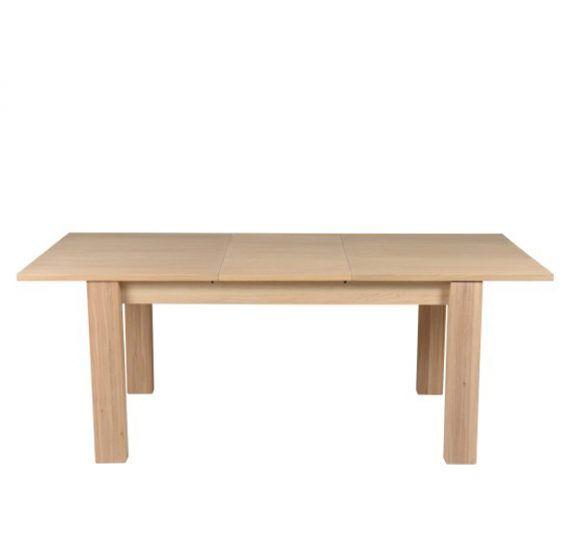 table extensible bois clair