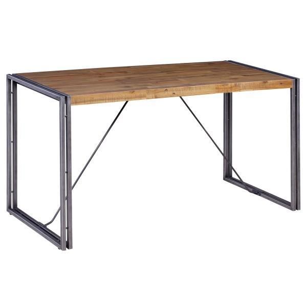 table pieds en métal ome
