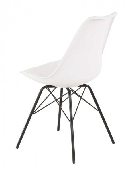 chaise intérieur blanche cosy design