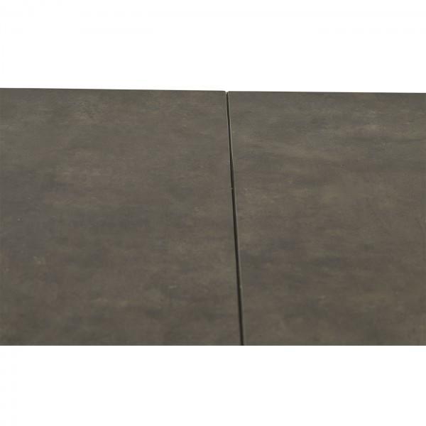 table extérieur extensible plateau céramique