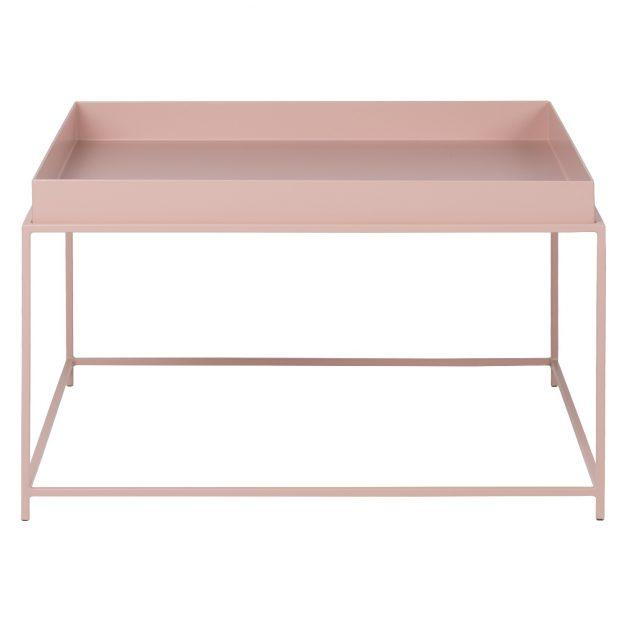 table design rose pastel