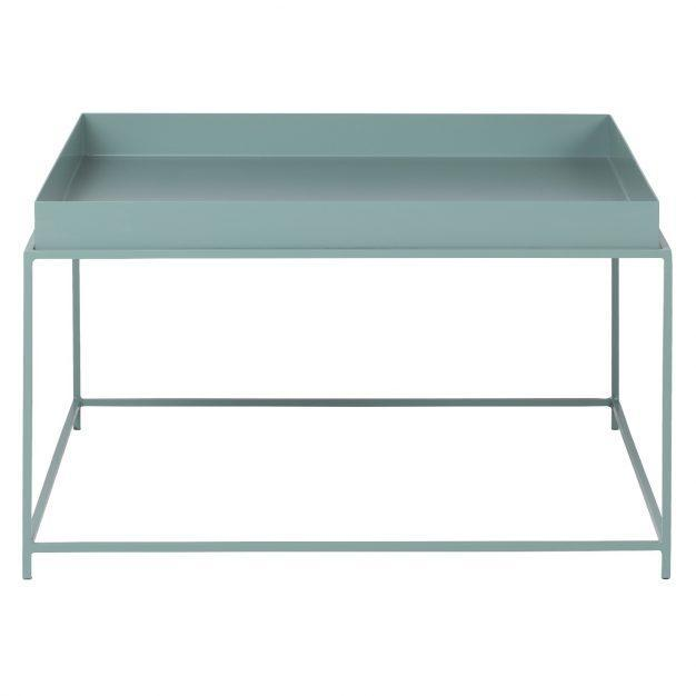 table design bleu pastel