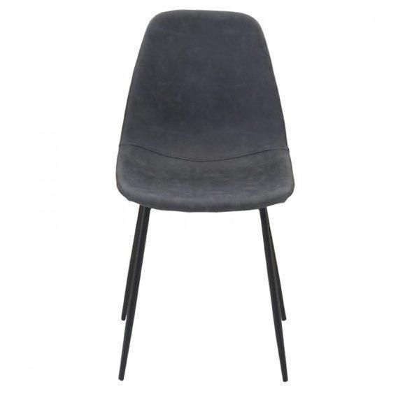 chaise élégante simili cuir