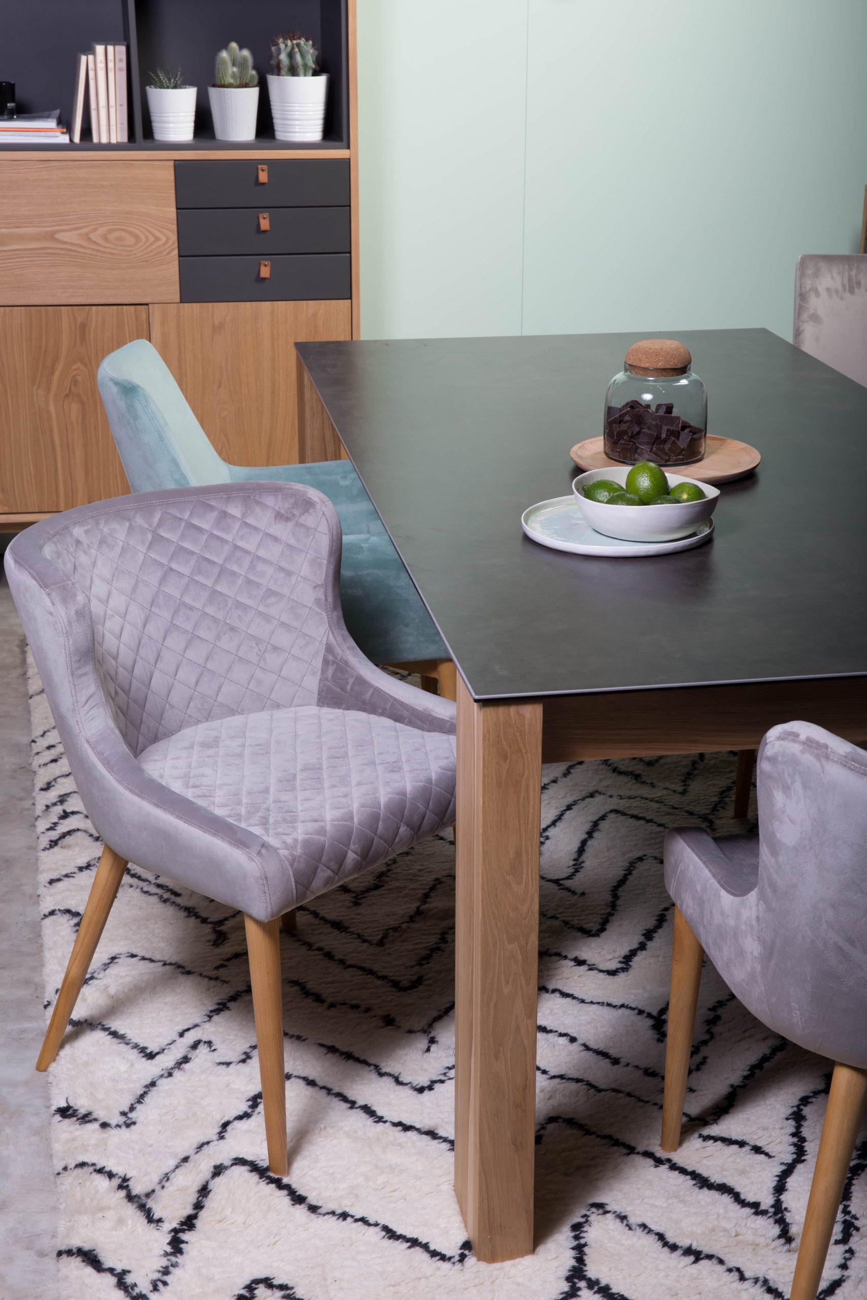 chaise rembourrée confortable haute qualité