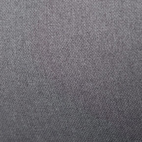 fauteuil moderne gris souris polyester