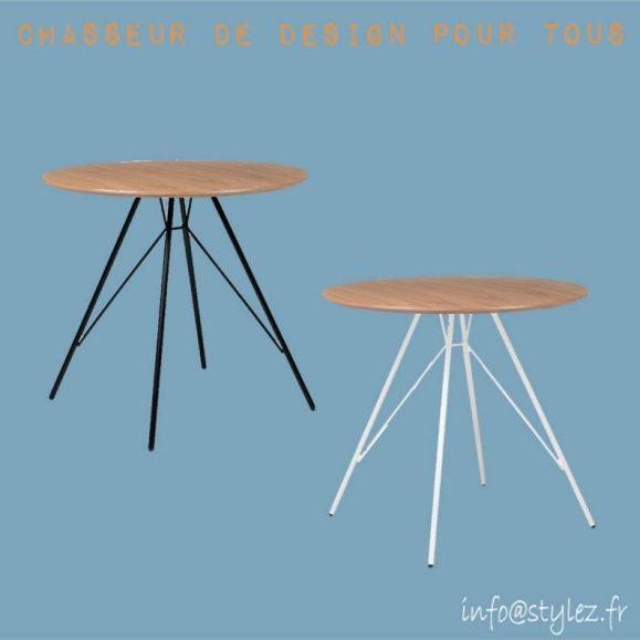 table type Eiffel tendance bois