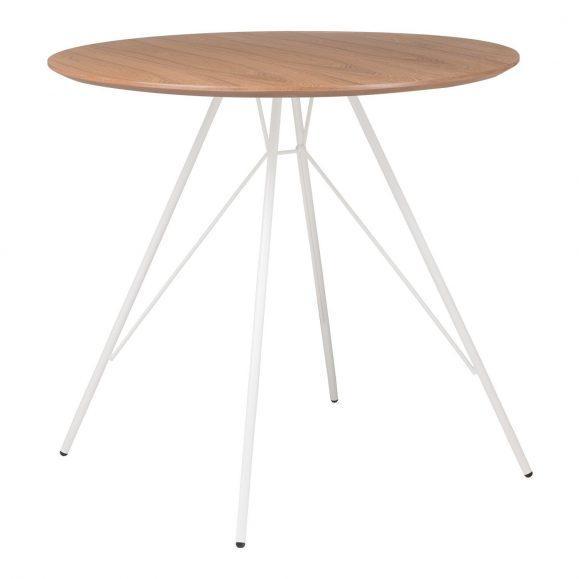 table ronde eiffel plateau bois