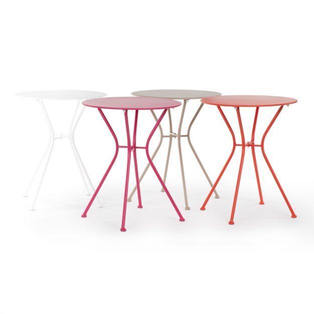 table solide extérieur intérieur design