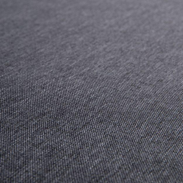 canapé lin moderne confortable gris
