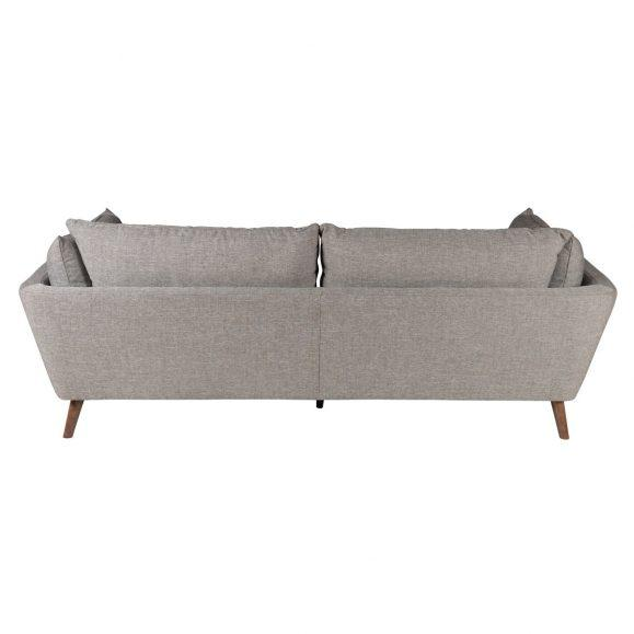 canapé en tissu 3 places brooks