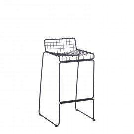 chaise noire grid
