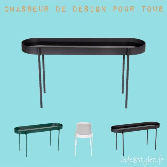 Table basse élégante 100cm