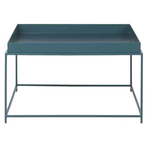 table bleu canard 60cm