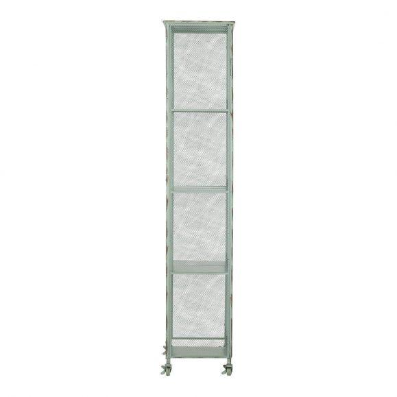 armoire indus gris