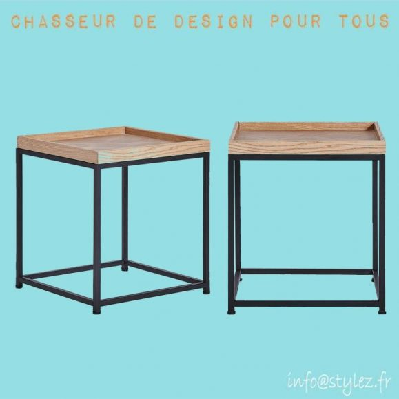table d'appoint elegance