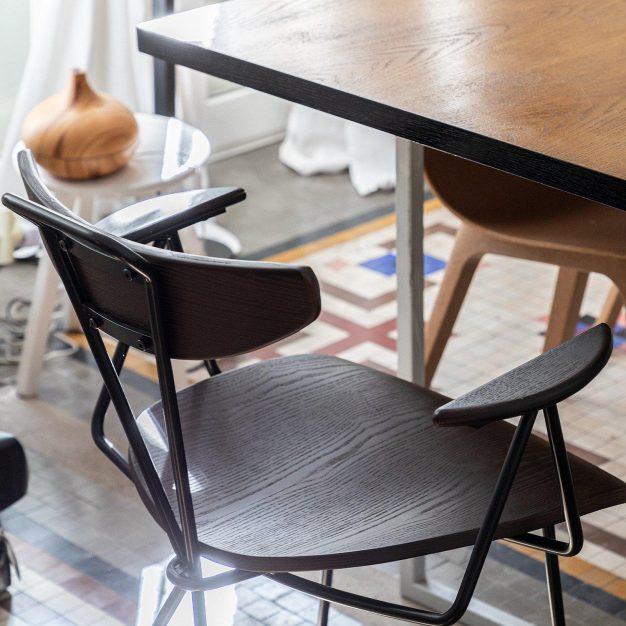 décoration chaise vintage