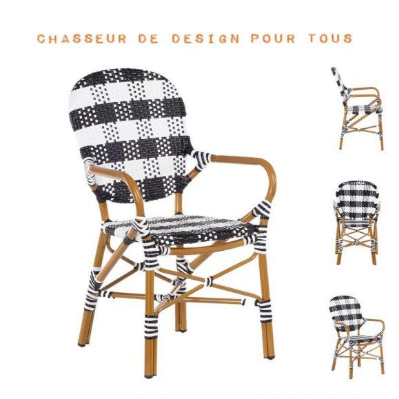 chaise bistrot type gatti